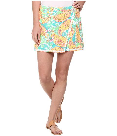 Lilly Pulitzer - Dree Skort (Multi Pop Goes the Lemur) Women