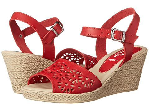 Spring Step - Meurice (Red) Women's Shoes