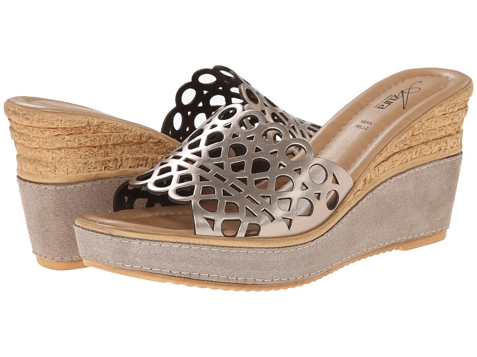 Spring Step - Polidor (Gold) Women's Shoes
