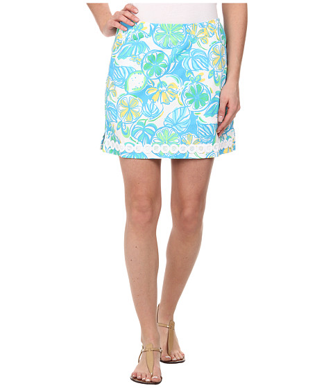 Lilly Pulitzer - Marigold Skort (Resort White Sweet and Sour) Women