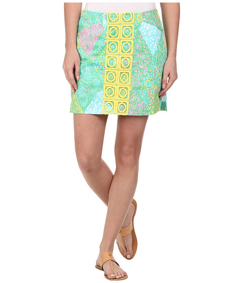 Lilly Pulitzer - Marigold Skort (Multi Sun Dance Small) Women