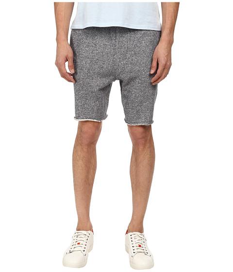 Jack Spade - Belford Sweatshort (Peacoat) Men's Shorts