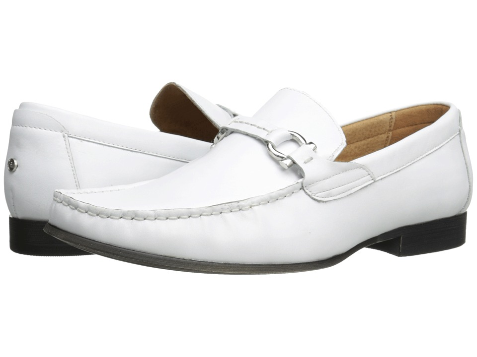 Steve Madden Winlock (White) Men