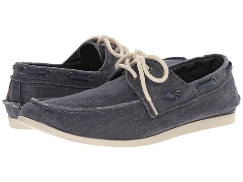 Steve Madden - Glide (Navy Fabric) Men