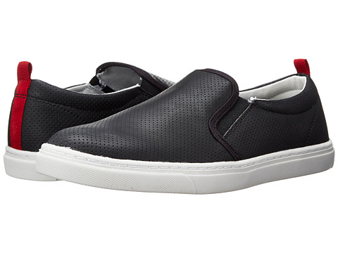Steve Madden - Height (Black) Men's Slip on Shoes