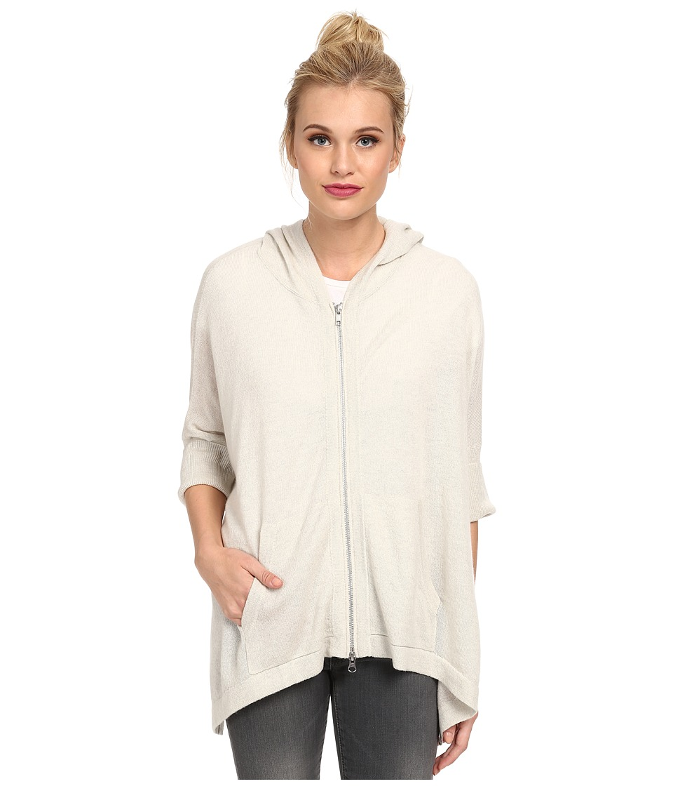 Autumn Cashmere - Relaxed Hoodie Sweater (Hemp) Women's Sweater
