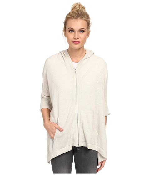 Autumn Cashmere - Relaxed Hoodie Sweater (Hemp) Women