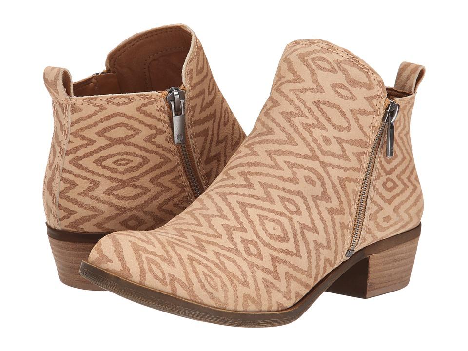 Lucky Brand - Basel (Wheat Evtrcs) Women