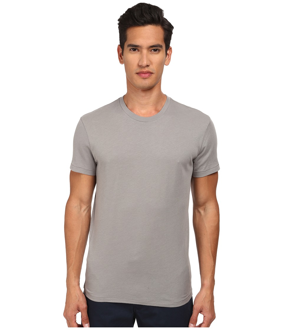 Jack Spade - Lawrence Crew Neck T-Shirt (Grey) Men's T Shirt