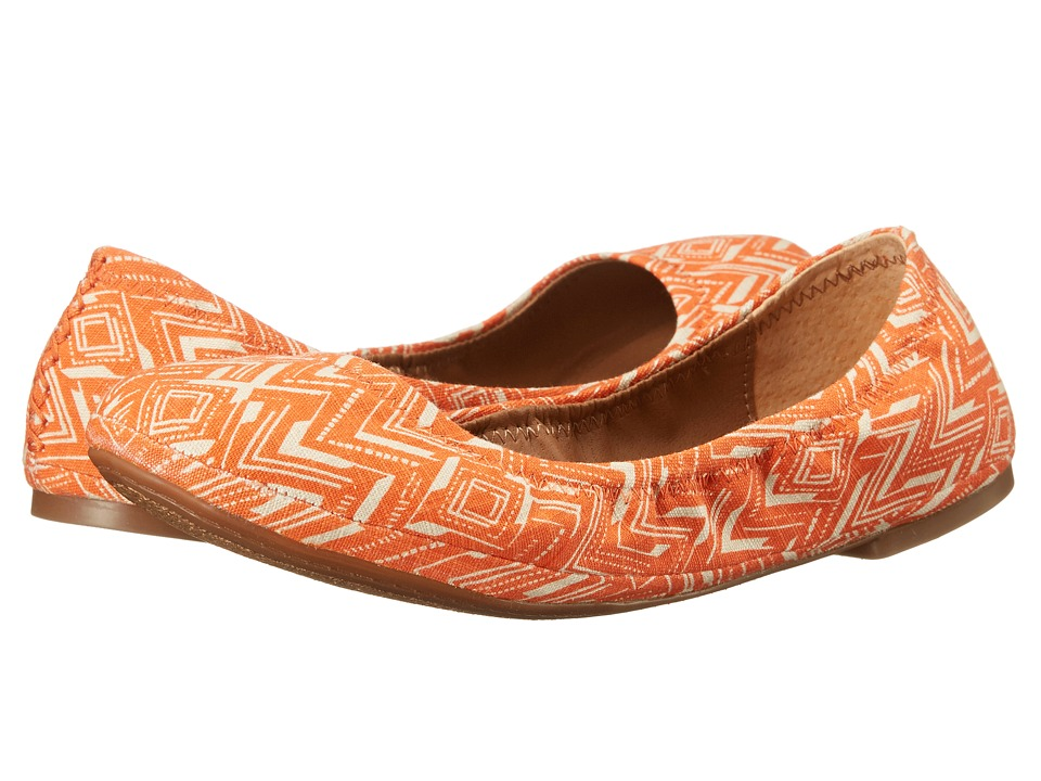 Lucky Brand - Emmie (Shattered Chevron Print) Women