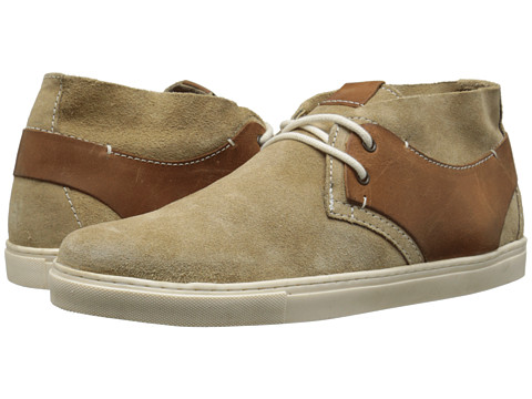 Steve Madden - Fabien (Beige Multi) Men's Lace up casual Shoes