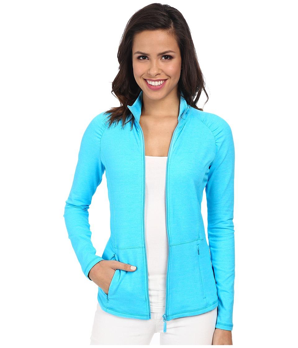 Lilly Pulitzer - Weekender Jacket (Searulean Blue) Women