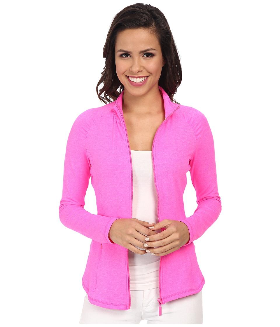 Lilly Pulitzer - Weekender Jacket (Pop Pink) Women