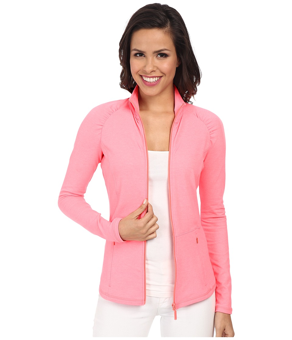 Lilly Pulitzer - Weekender Jacket (Pucker Pink) Women's Coat
