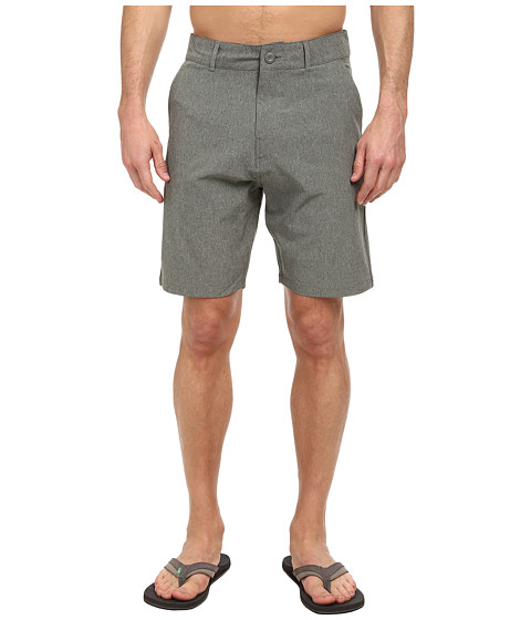 Body Glove - Amphibious Super Chunk Short (Charcoal Heather) Men's Swimwear