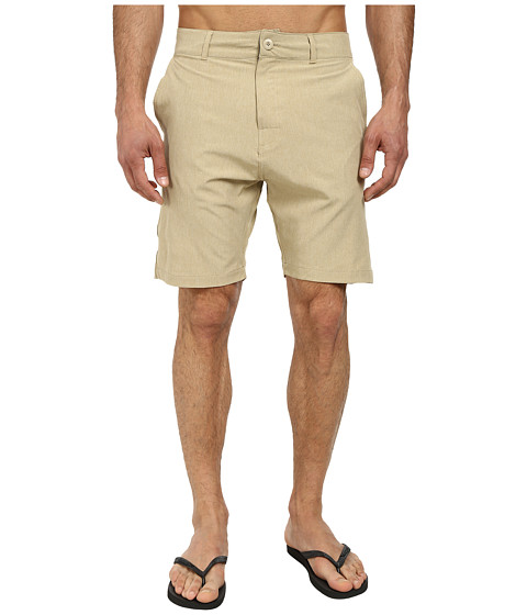 Body Glove - Amphibious Super Chunk Short (Tan Heather) Men's Swimwear