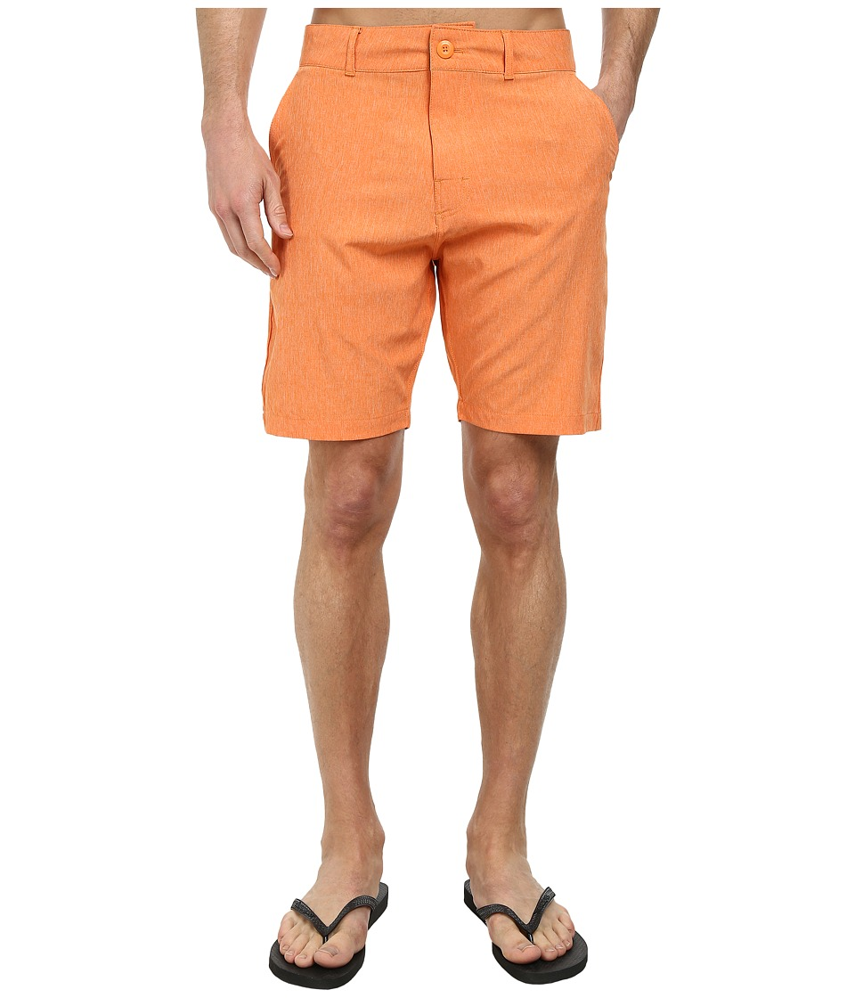 Body Glove - Amphibious Super Chunk Short (Orange Heather) Men's Swimwear