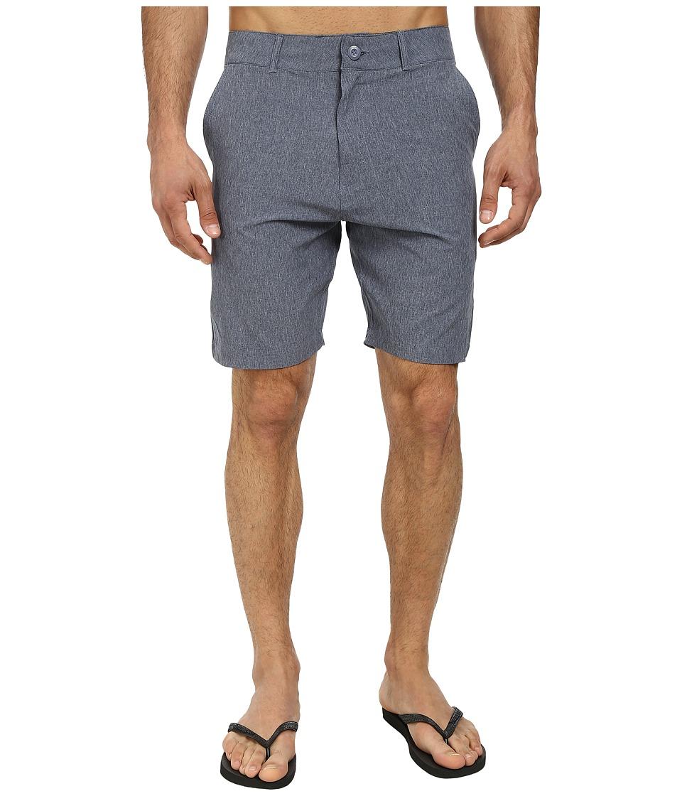 Body Glove - Amphibious Super Chunk Short (Indigo Heather) Men's Swimwear