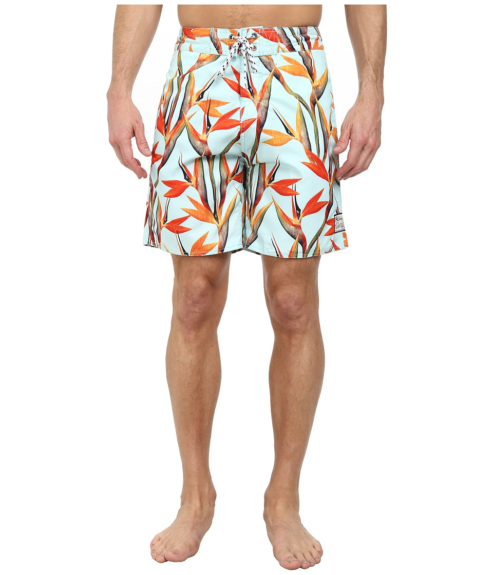 Body Glove - Birds Eye Boardshort (Aqua) Men's Swimwear