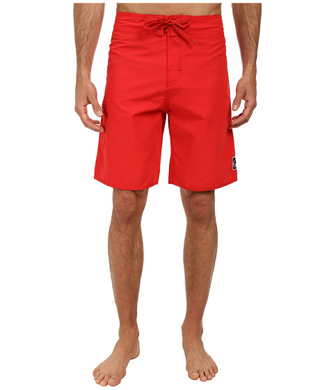 Body Glove - Juan Mor Tine Microfiber Boardshort (Infrared) Men's Swimwear
