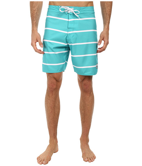 Body Glove - Linez Boardshort (Atlantis) Men's Swimwear