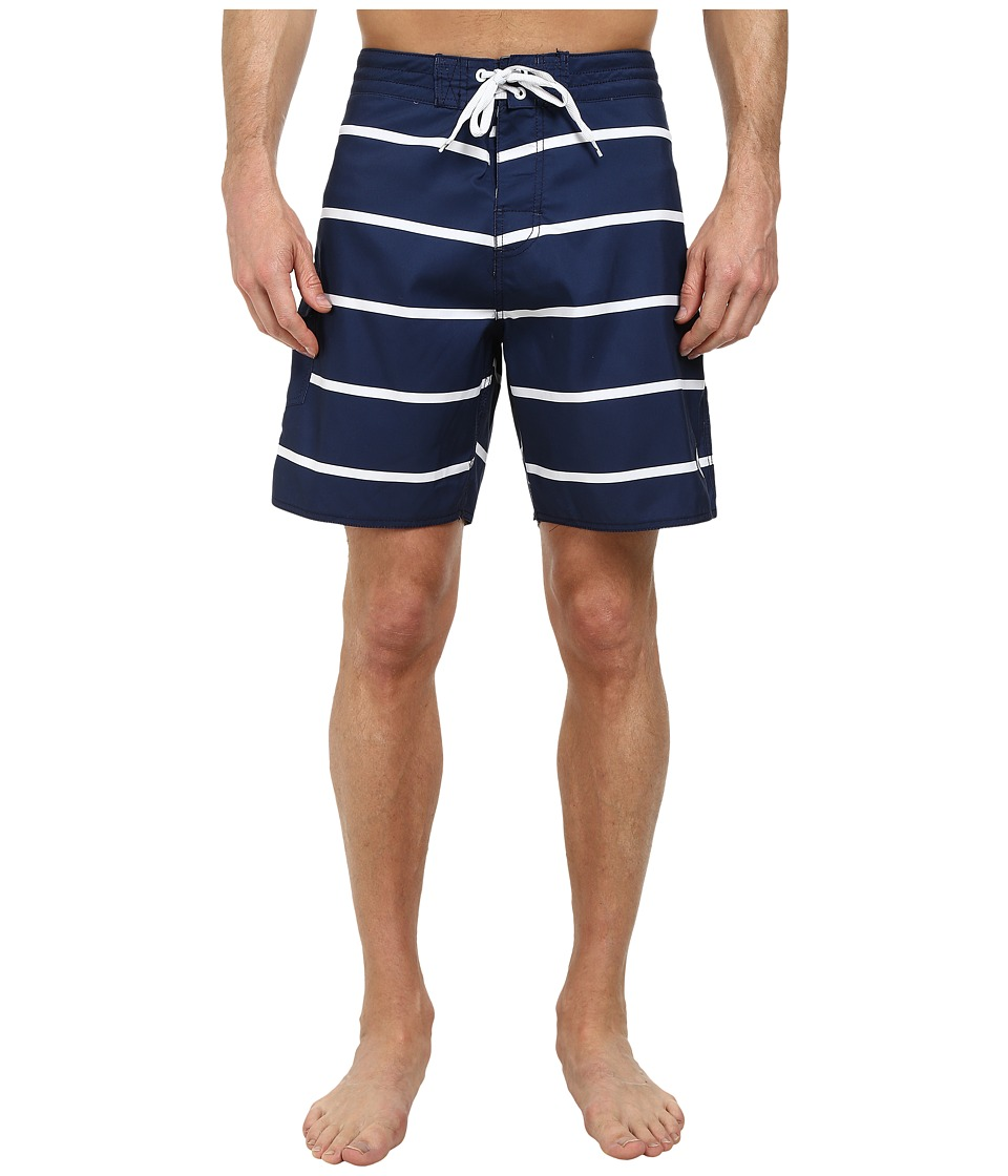 Body Glove - Linez Boardshort (Indigo) Men's Swimwear