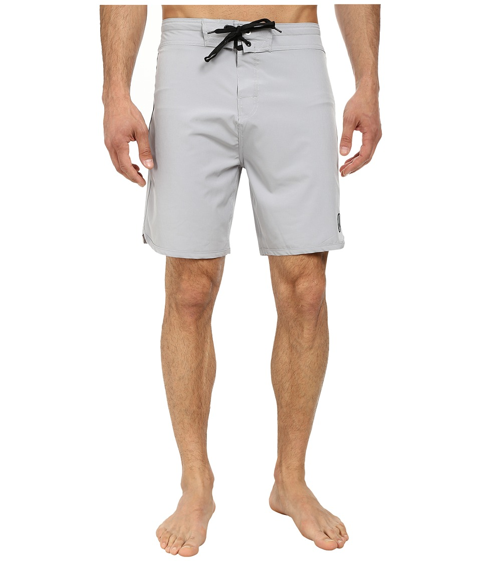 Body Glove - Nukes Boardshort (Grey) Men's Swimwear