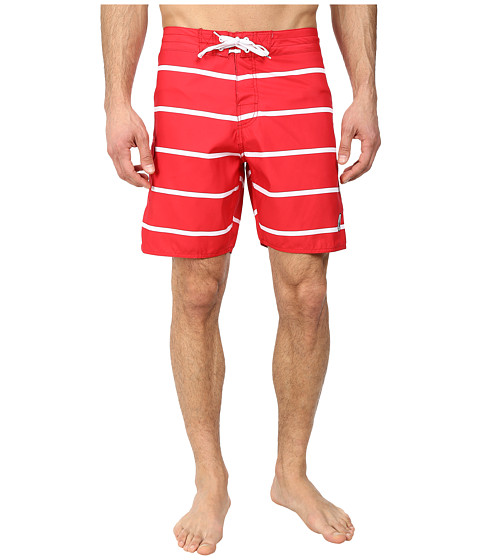Body Glove - Linez Boardshort (Infrared) Men's Swimwear