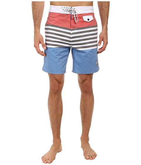 Body Glove - Maliboo Boardshort (Infrared) Men's Swimwear