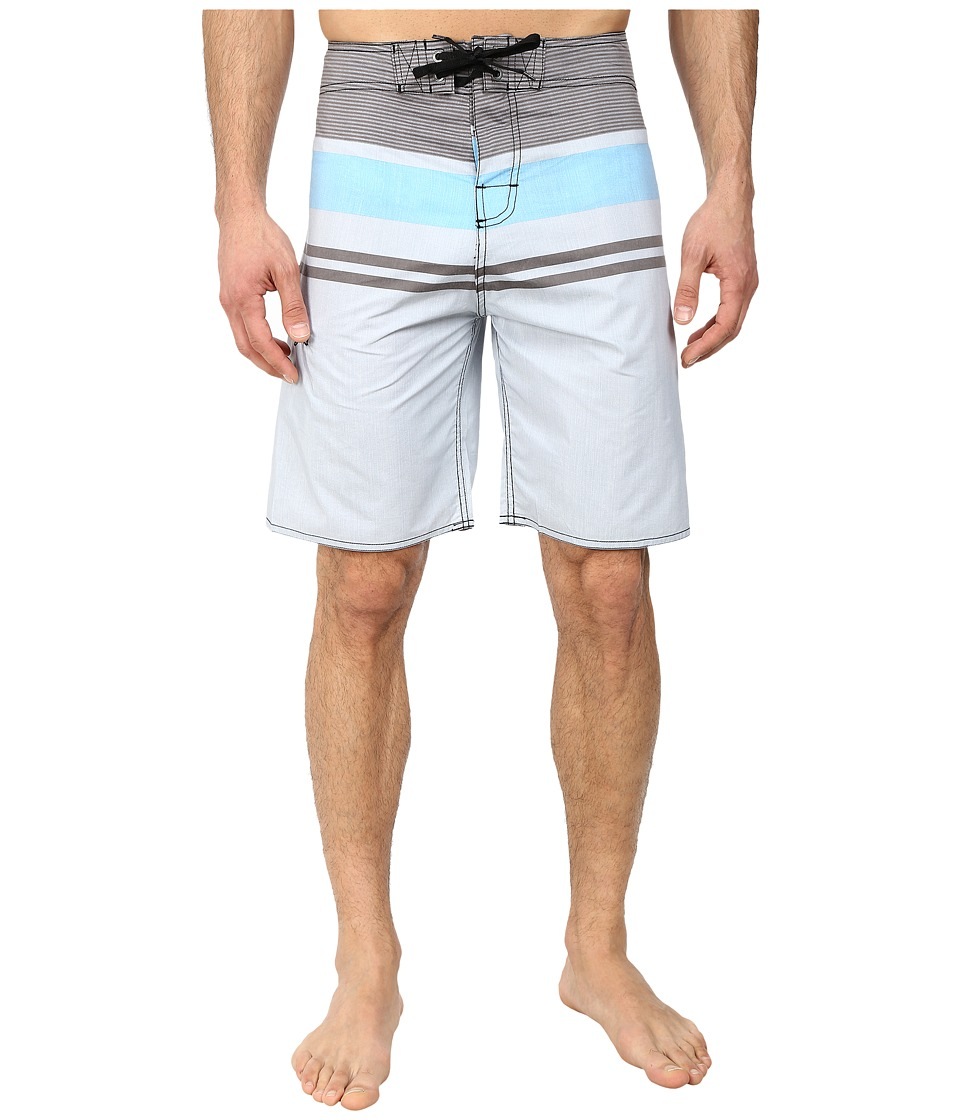 Body Glove - Plastered Boardshort (Charcoal) Men's Swimwear