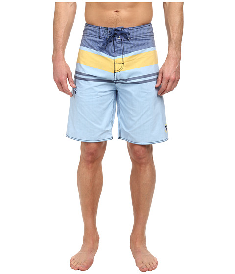 Body Glove - Plastered Boardshort (Indigo) Men's Swimwear