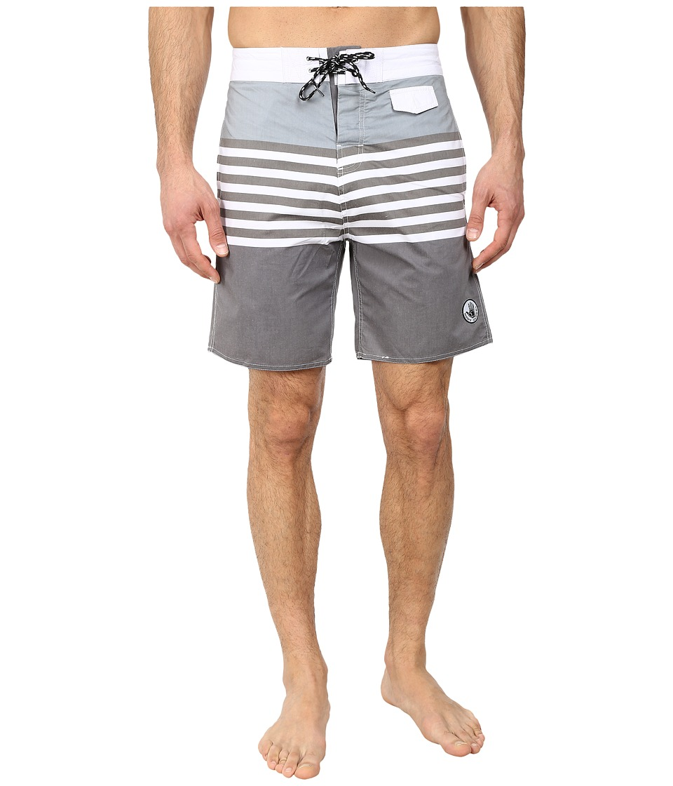 Body Glove - Maliboo Boardshort (Charcoal) Men's Swimwear