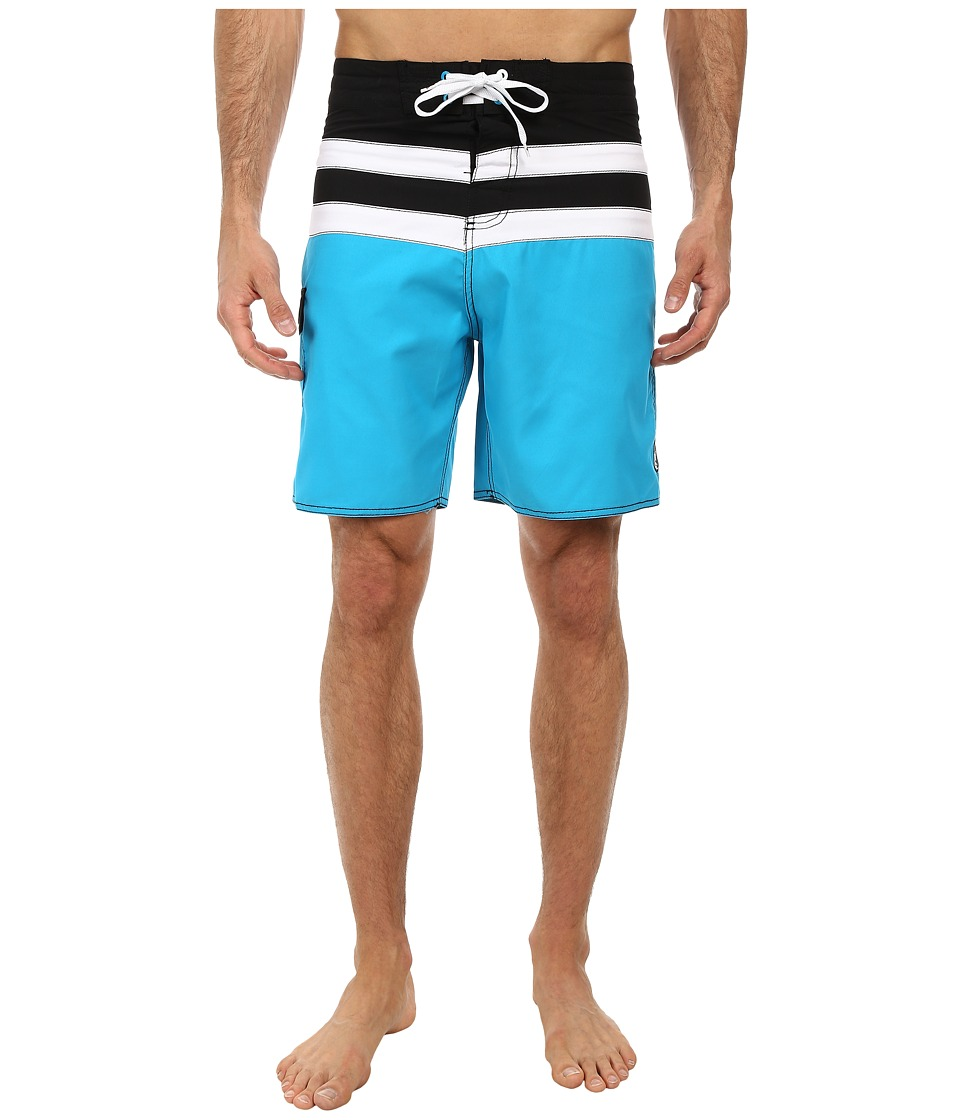 Body Glove - Piece O Pie Boardshort (Black) Men's Swimwear