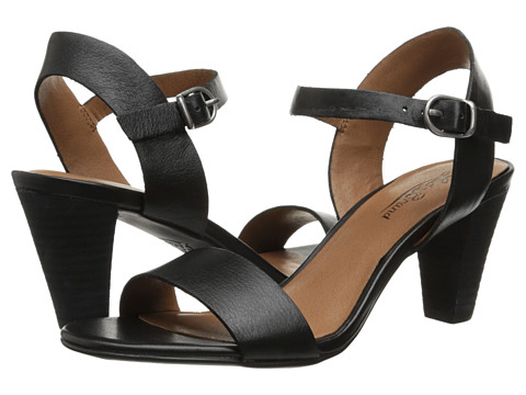 Lucky Brand - Pepperr (Black Naprus) High Heels