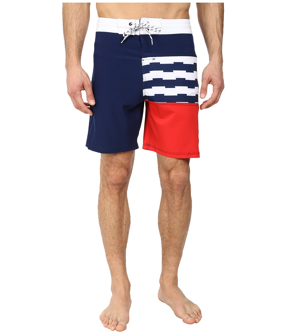 Body Glove - Vaporskin Dis N Dat Boardshort (Indigo) Men's Swimwear