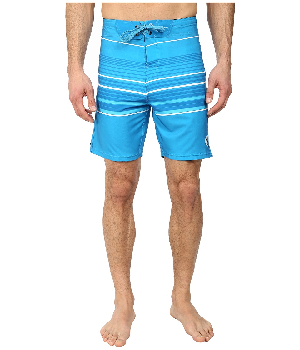 Body Glove - Vaporskin Performer Boardshort (Ocean) Men's Swimwear