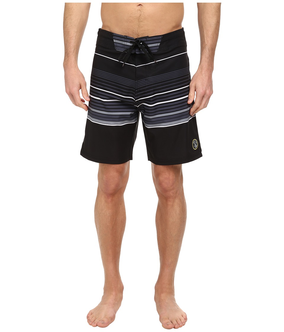 Body Glove - Vaporskin Performer Boardshort (Black) Men's Swimwear