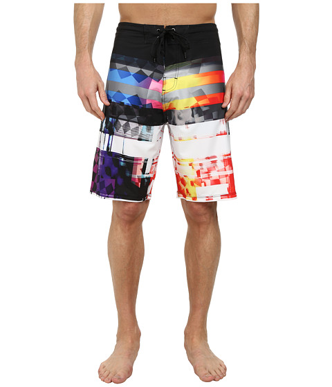 Body Glove - Vaporskin The Hammer Boardshort (Black) Men's Swimwear