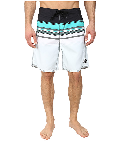 Body Glove - Surf Rider V-Boardshort (Black) Men