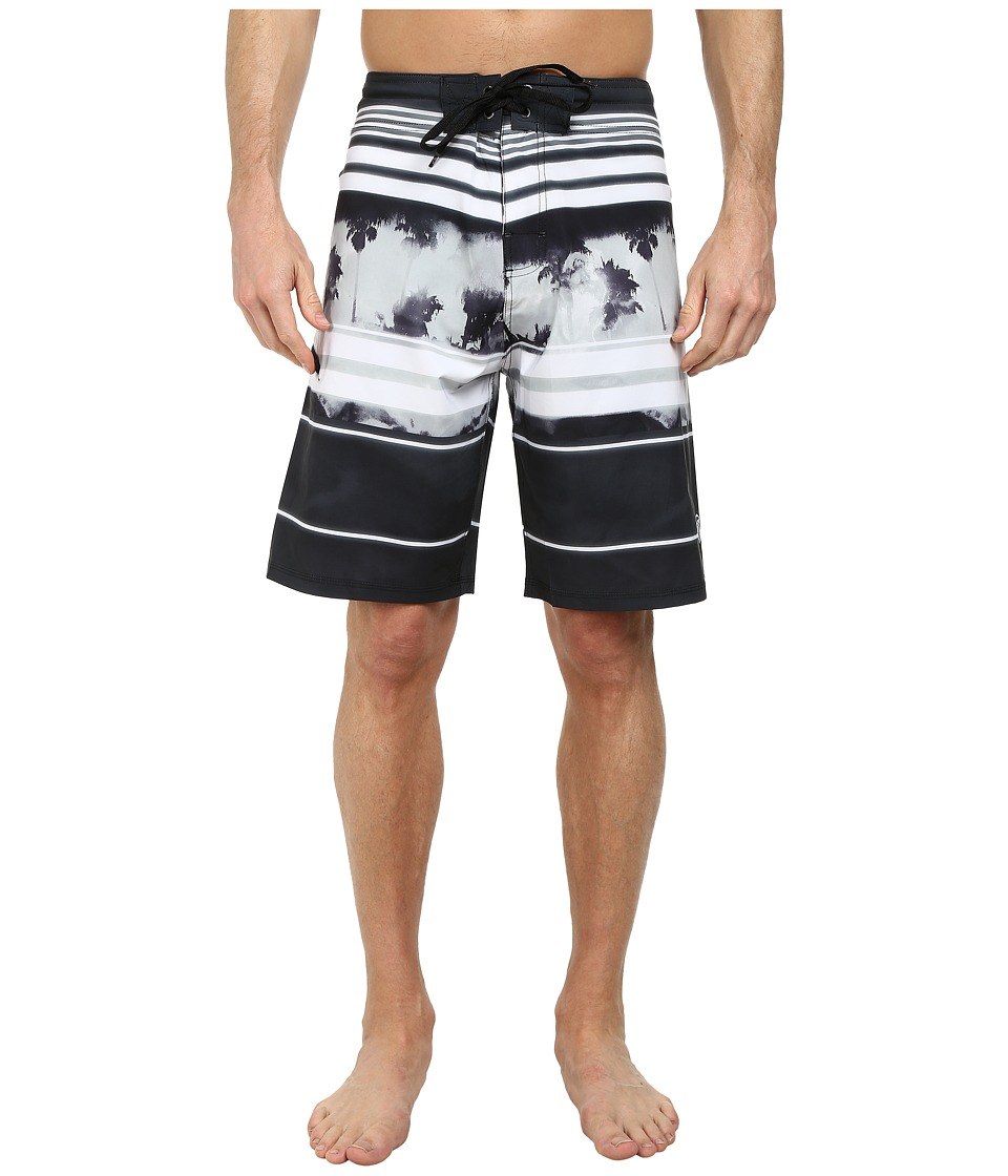 Body Glove - Vaporskin Locals Boardshort (Black) Men's Swimwear