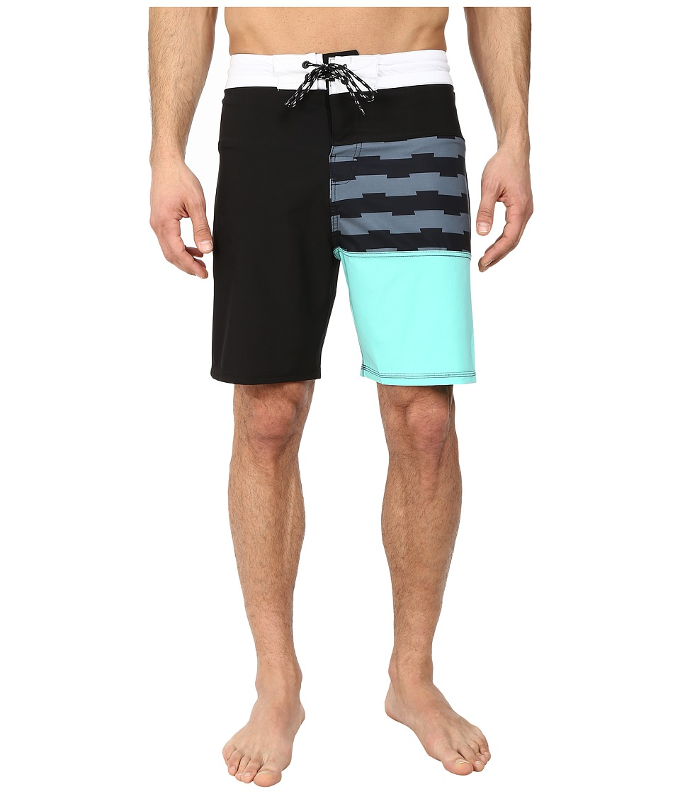 Body Glove - Vaporskin Dis N Dat Boardshort (Black) Men's Swimwear