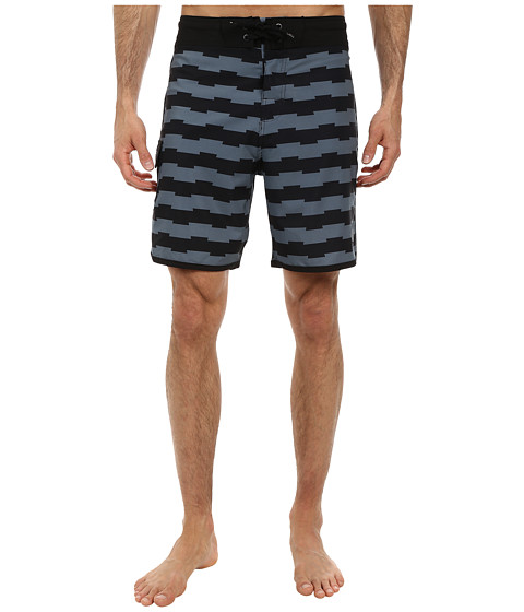 Body Glove - Vaporskin Pancakes Boardshort (Black) Men's Swimwear