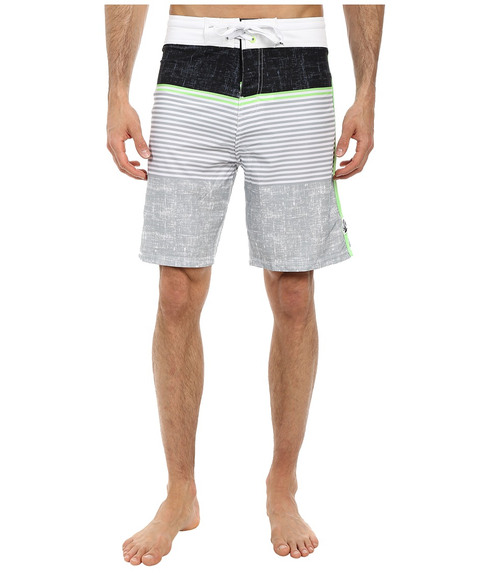 Body Glove - Vaporskin Rivers Boardshort (Grey) Men's Swimwear