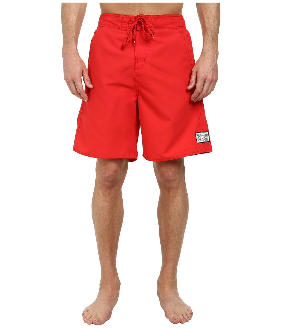 Body Glove - Pool Side Boardshort (Infrared) Men's Swimwear