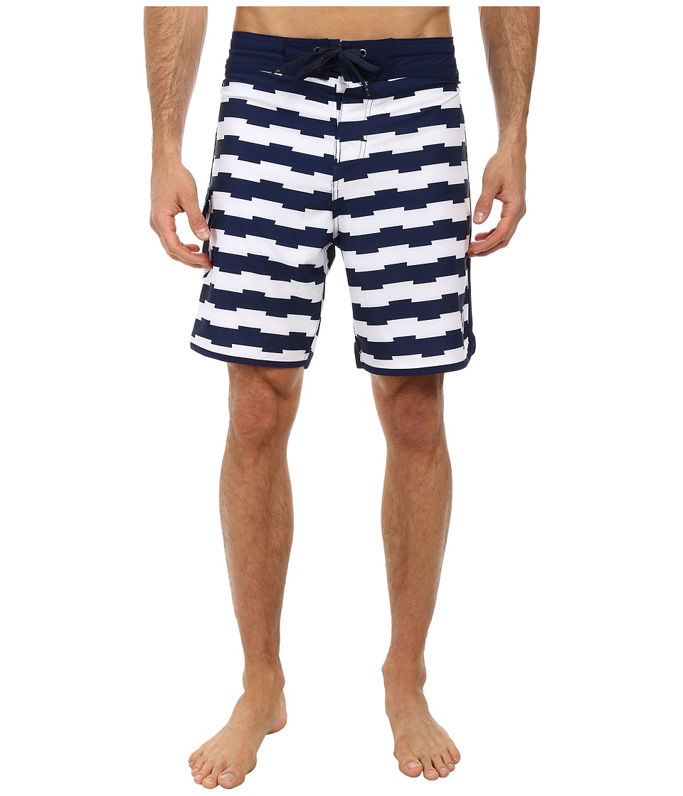 Body Glove - Vaporskin Pancakes Boardshort (Indigo) Men's Swimwear