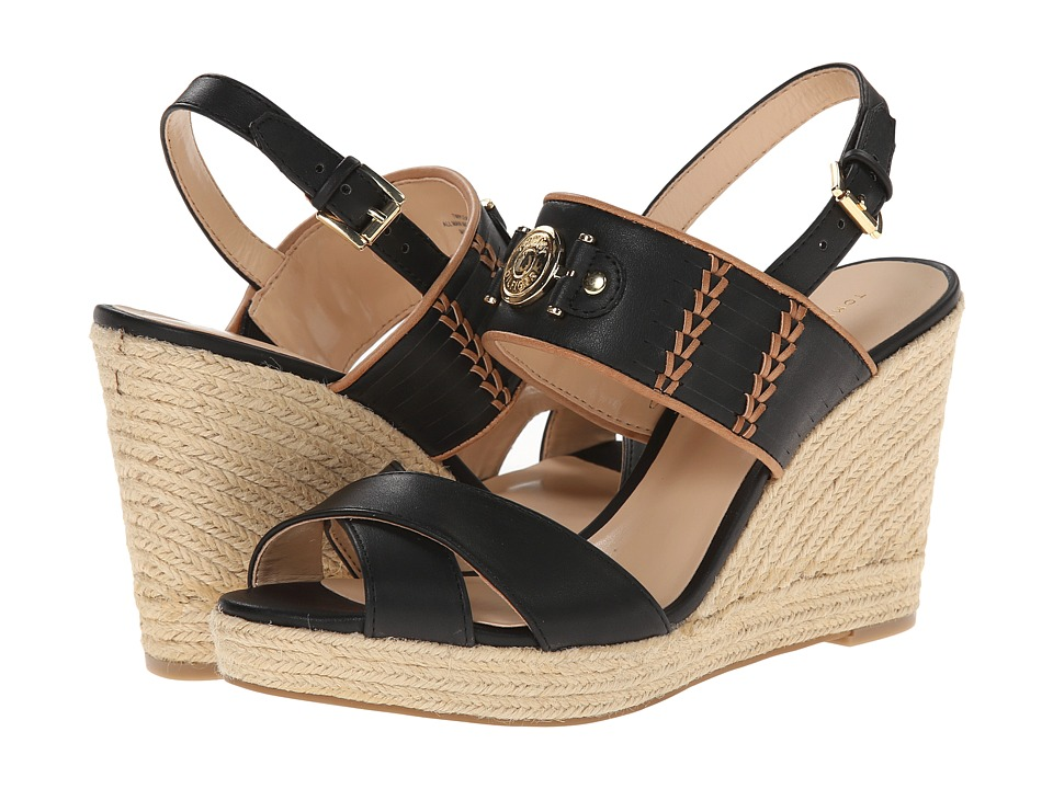 Tommy Hilfiger - Pleasant (Black/Sable) Women