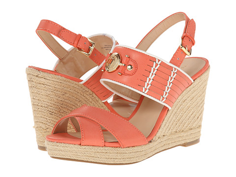 Tommy Hilfiger - Pleasant (Coral/White) Women