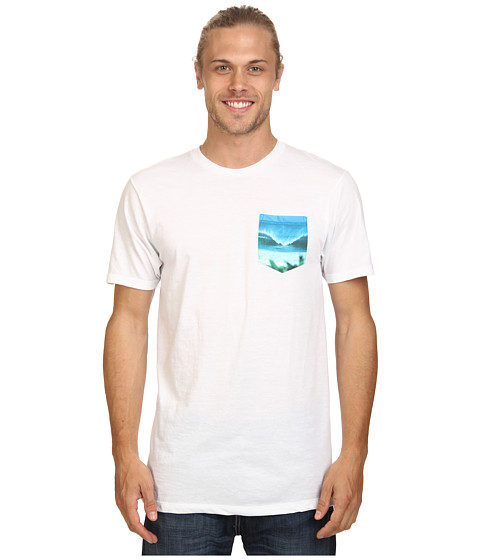 Body Glove - 14500/55-Pockets Of Fun Tee (White) Men