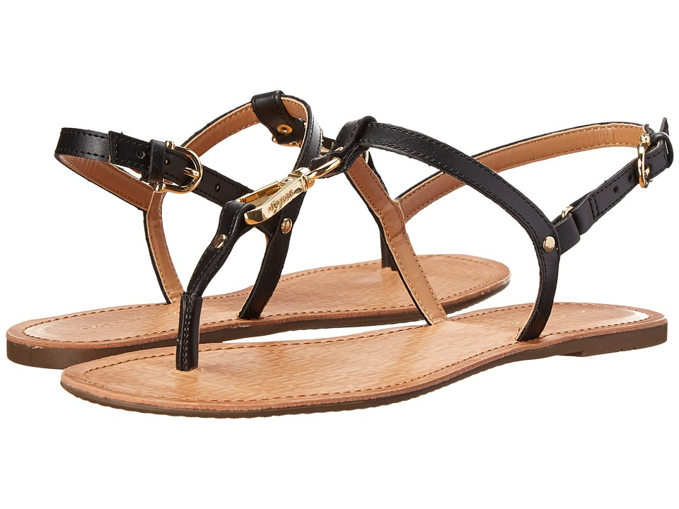Tommy Hilfiger - Leni (Black) Women's Sandals
