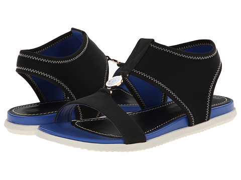 Tommy Hilfiger - Christa (Black) Women's Sandals